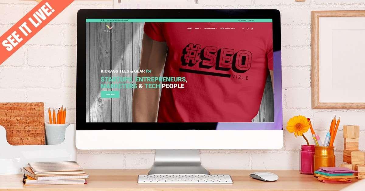 WordPress E-Shop