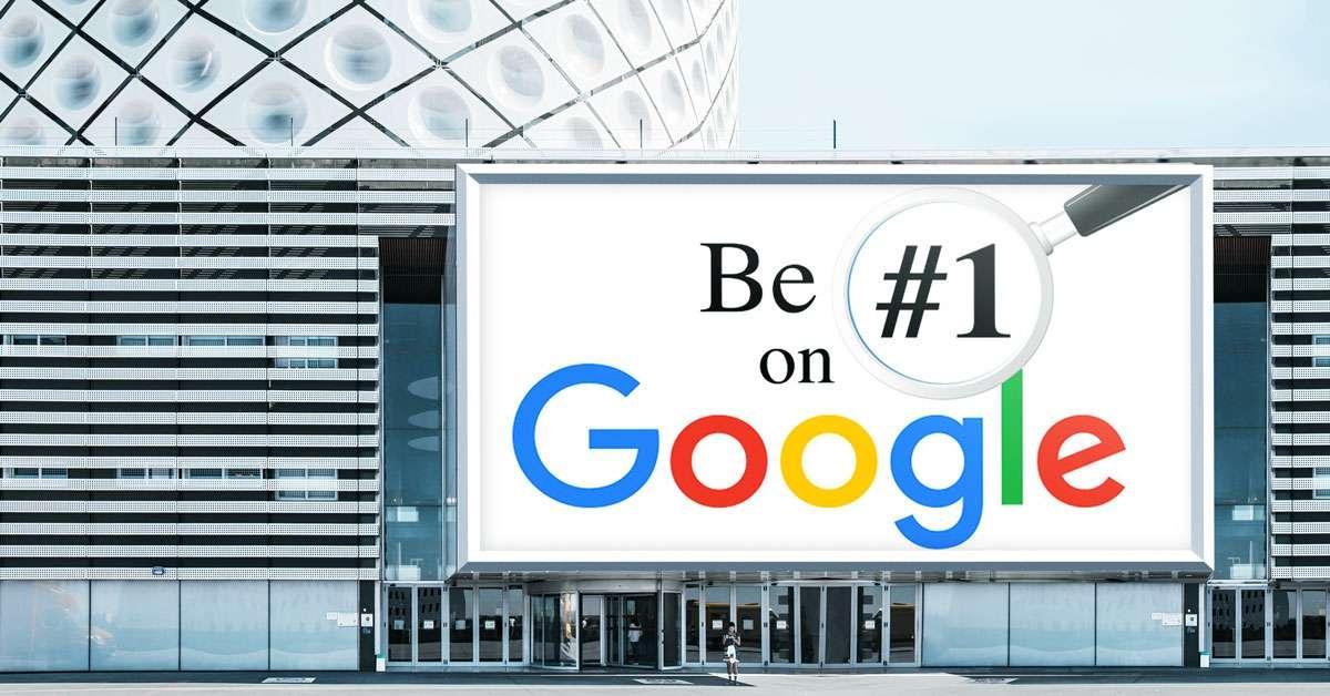 Πρώτη Θέση στη Google σε Μία Ώρα